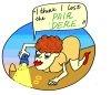 Spanish verb perder - lose