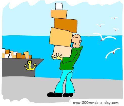 spanish-verb-cargar-carry