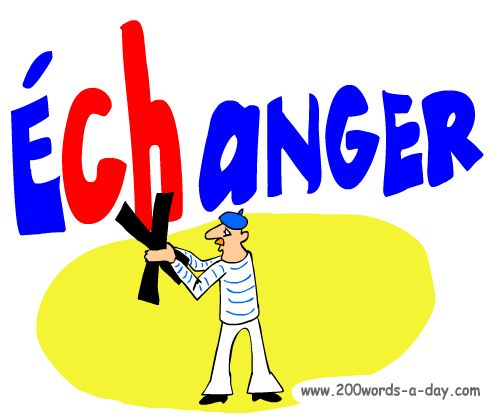 french-verb-to-exchange-is-echanger