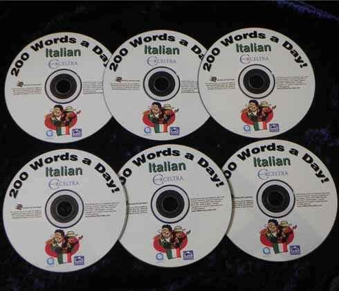 Italian CDs