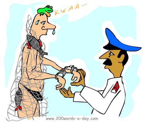italian-verb-to-handcuff-is-ammanettare