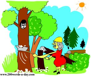 french-verb-to-deforest-is-deforester
