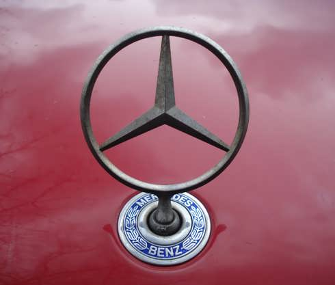 Mercedes German Lesson