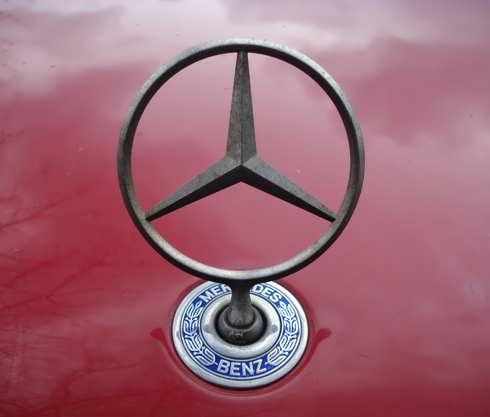 Mercedes German Lesson