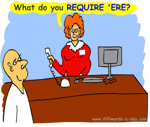 spanish-verb-requerir-require