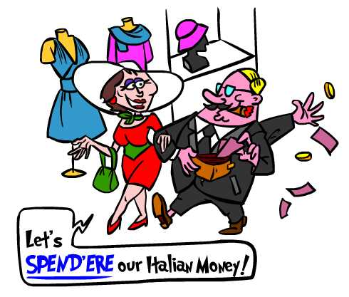 italian-verb-to-spend-is-spendere